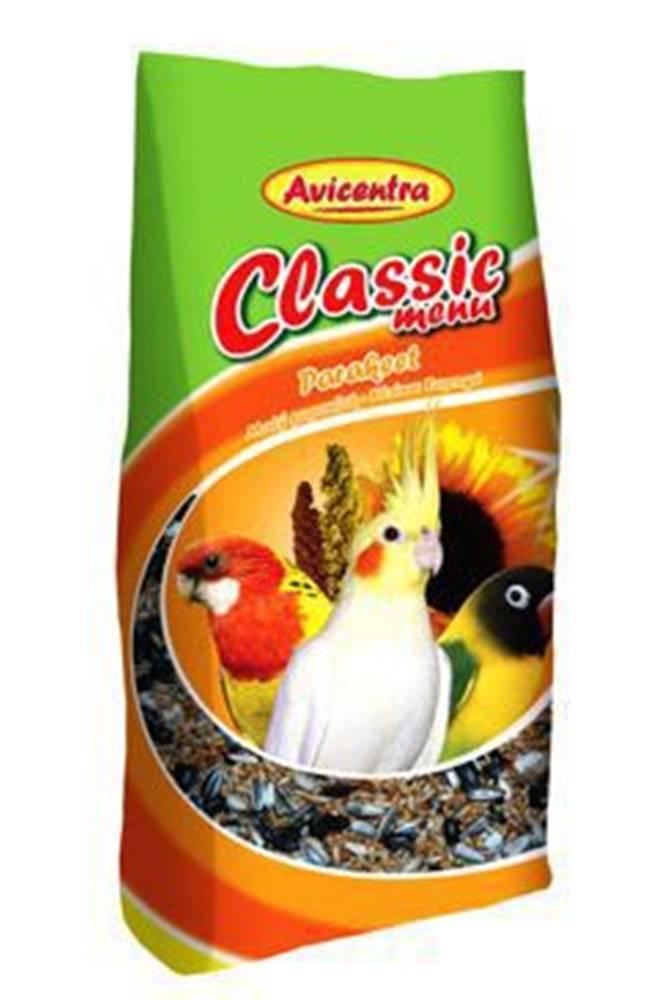 Avicentra Avicentra Classic menu malý papagáj 1kg