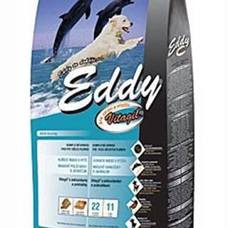 EDDY Adult All Breed kuracie vankúšiky s jahňacím 1kg