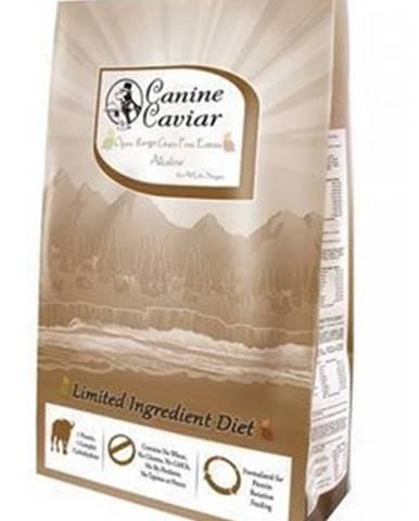 Canine Caviar Range GF Alkaline (byvol) 10kg