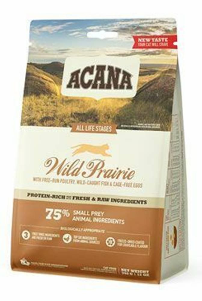 Acana Acana Cat Wild Prairie Grain-free 340g New