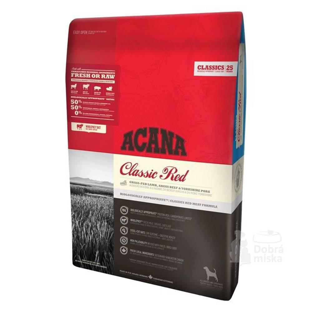 Acana Acana Dog Classic Red 11,4 kg