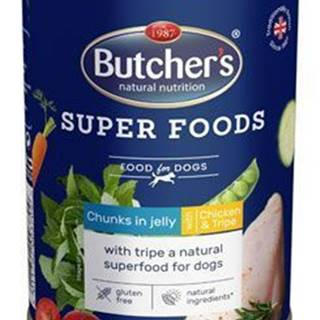 Butcher 's Dog Superfood držky a kuracie konz. 400g