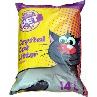 Podstielka Happy Cool Pet Silica Original14l