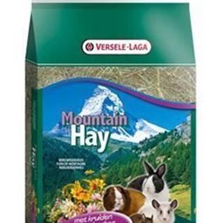 VL Hay seno s bylinkami pre hlodavce 500g