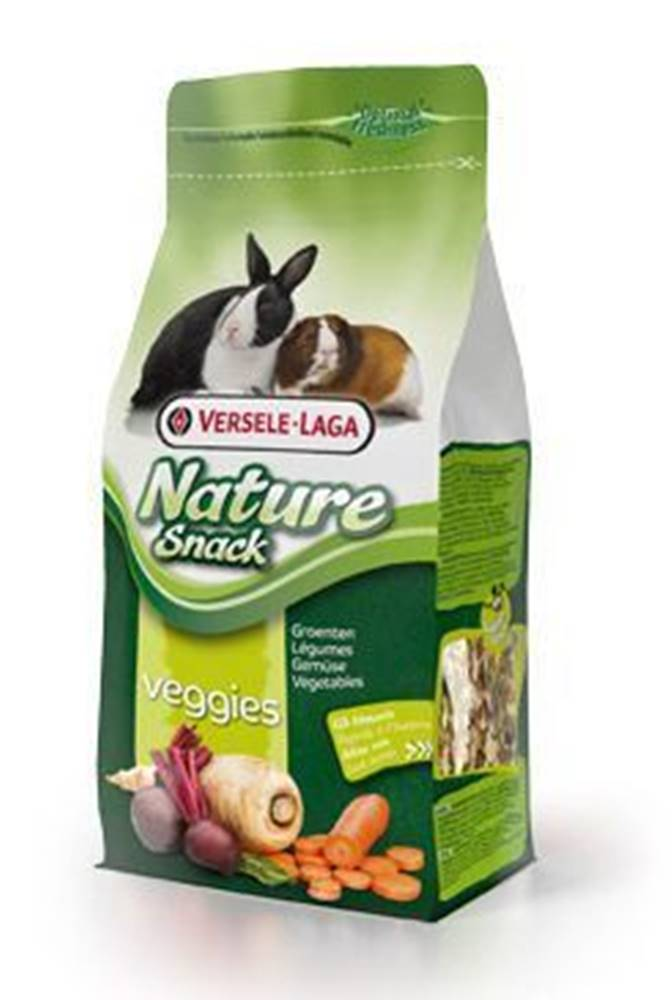 VERSELE-LAGA VL Nature Snack pre hlodavce Veggies 85g
