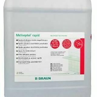 Meliseptol rapid 5l dezinfekcia plôch