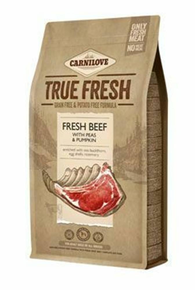 Carnilove Carnilove dog True Fresh Beef Adult 1,4 kg