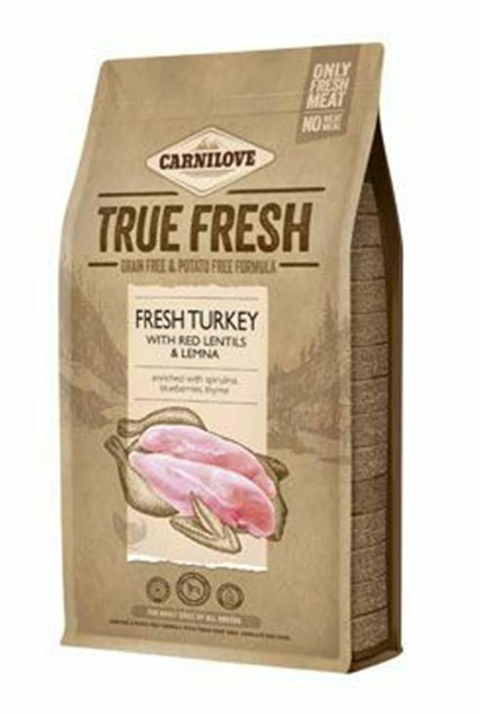 Carnilove Carnilove dog True Fresh Turkey Adult 1,4 kg