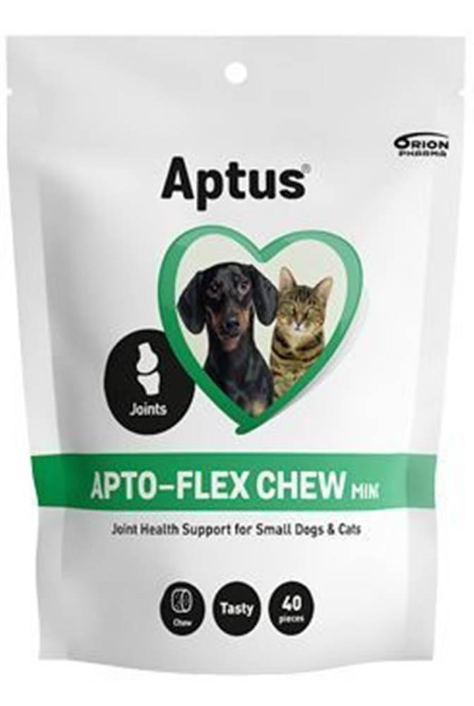 ORION Pharma Aptus Apto-Flex chew Mini 40tbl