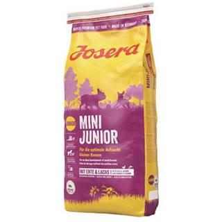 JOSERA Mini Junior 2 x 15 kg granule pre malé šteňatá