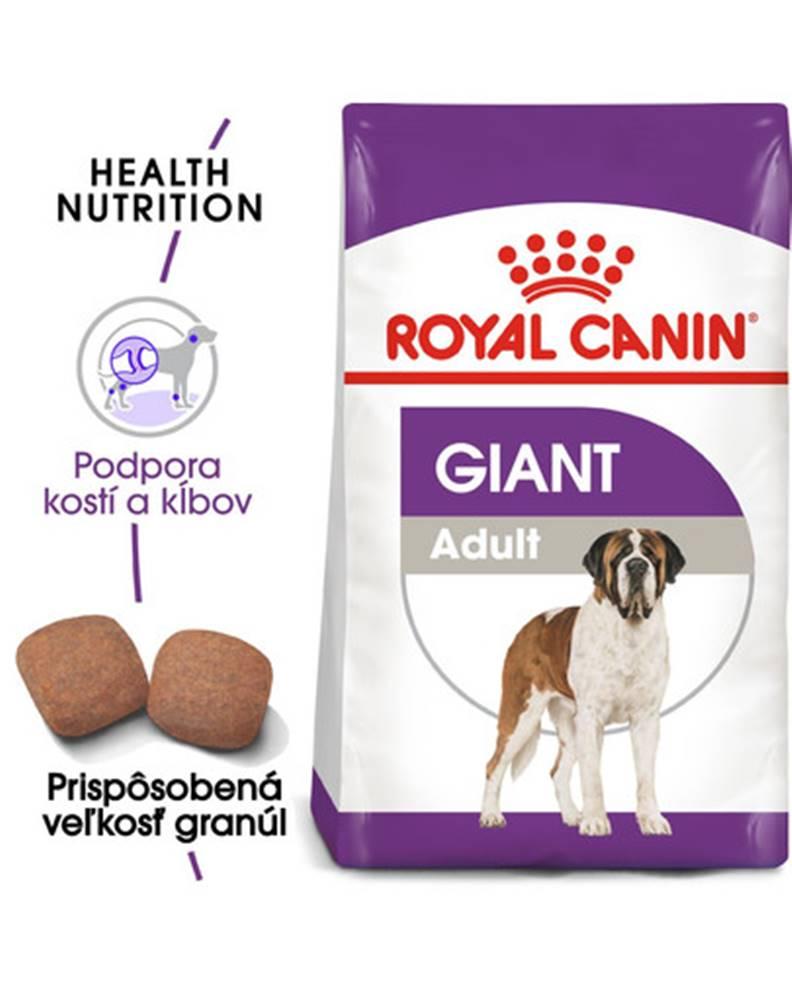 fera ROYAL CANIN Giant Adult 15kg granule pre dospelé obrie psy