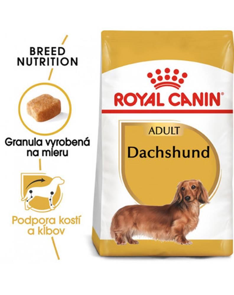 fera ROYAL CANIN Dachshund 2 x 7.5 kg granule pre dospelého jazvečíka