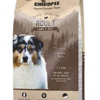 Chicopee Classic Nature Adult Lamb-Rice 15kg