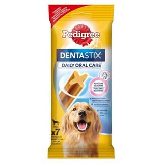 PEDIGREE DentaStix zubná hygiena pre psov (veľké plemená) 10x270g
