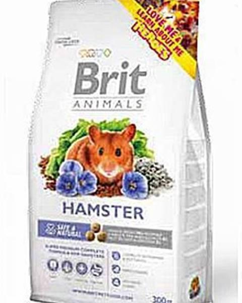 Malé zvieratká Brit