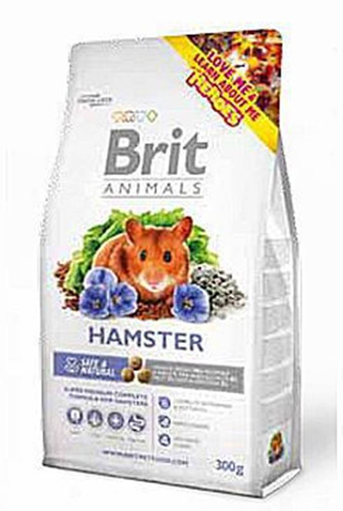 Brit Brit Animals Hamster Complete 100g