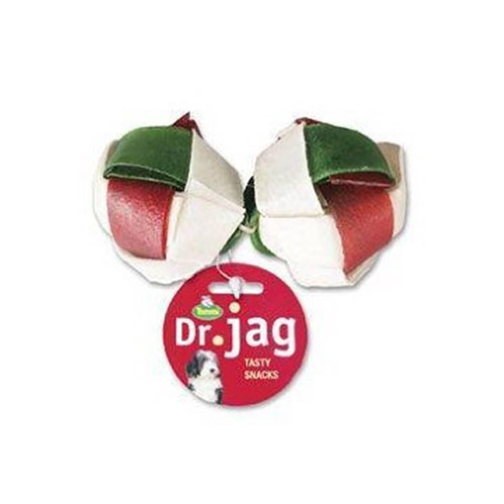 Tommi Dr. Jag Dentální splétané míčky velké 12x2ks
