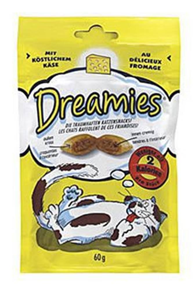 Dreamies mačka pochúťka syr...