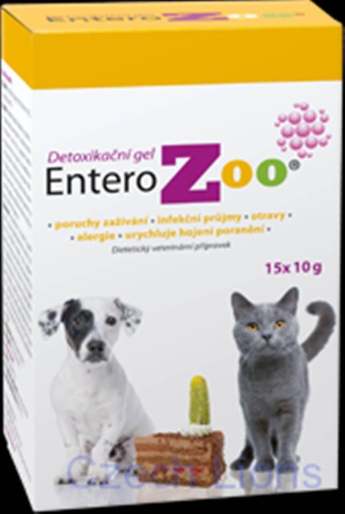 Entero ZOO detoxikačný gél ...