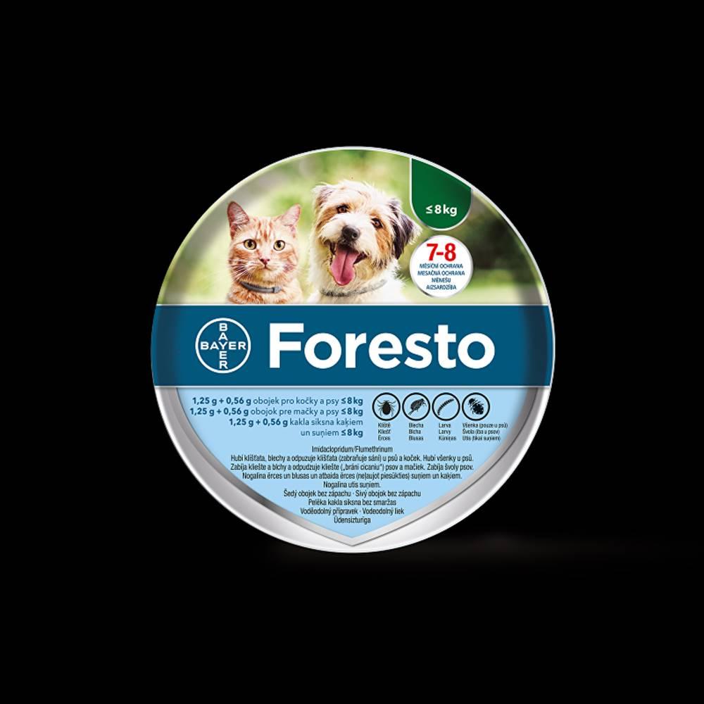 Bayer Foresto 38 obojok pre malé psy 1ks