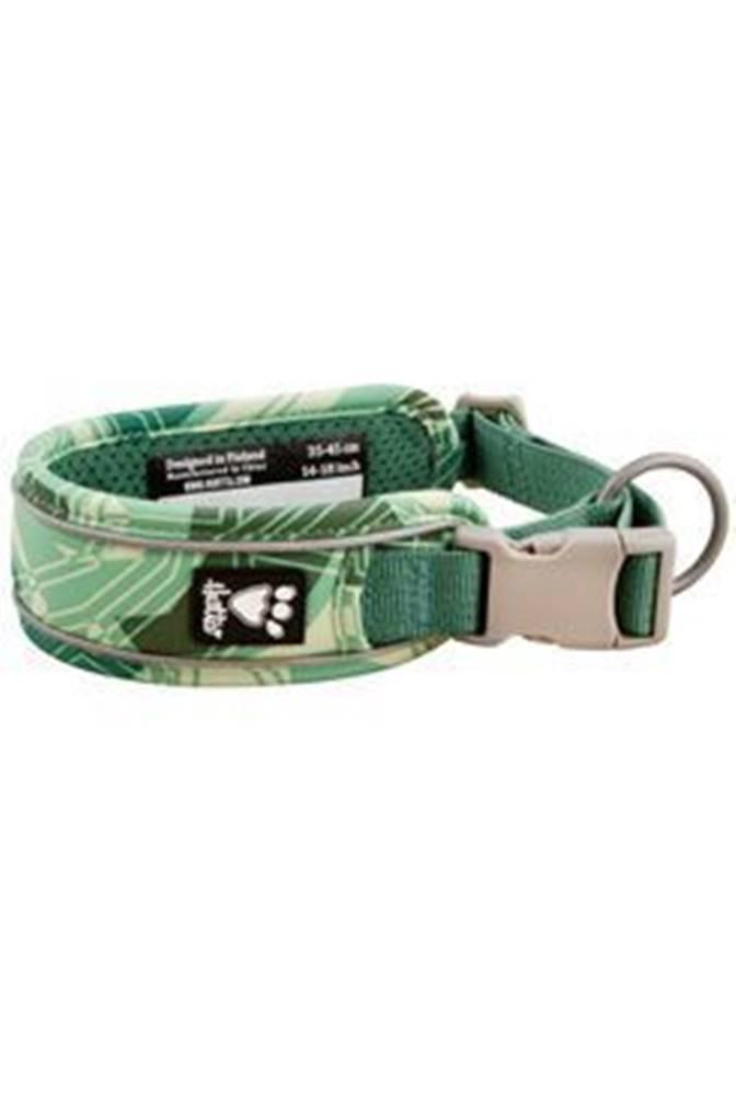Hurtta Obojok Hurtta Weekend Warrior zelený camo 25-35cm