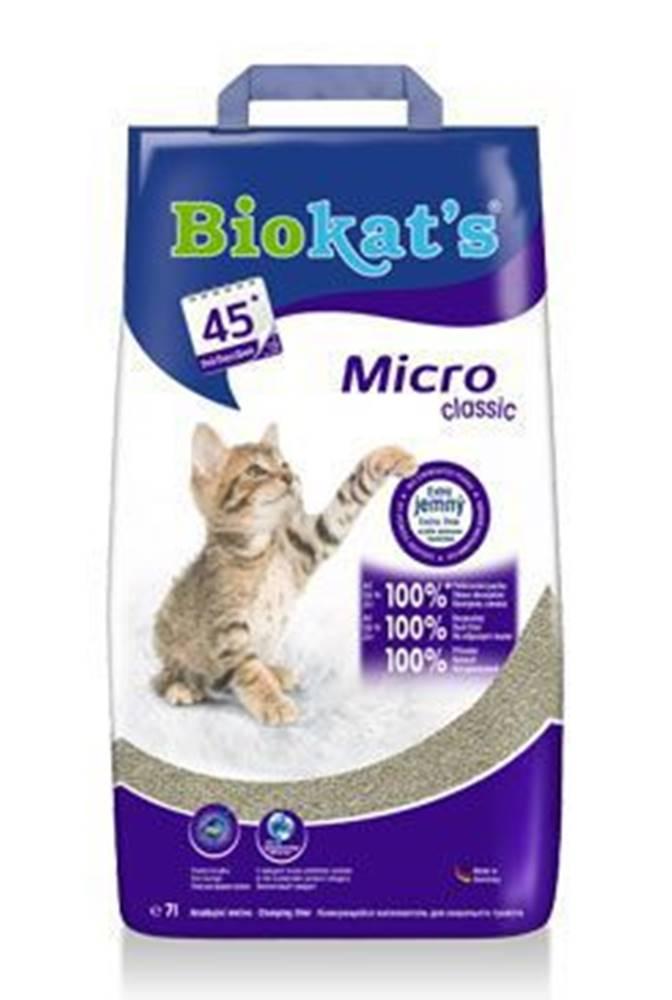Biokat ´s Podestýlka Biokat's Micro Classic 7L