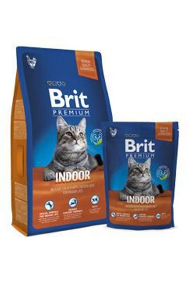 Brit Brit Premium Cat Indoor 800g