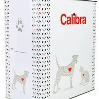 Calibra box plechový malý 2kg