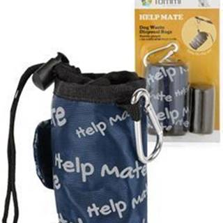 Help-Mate textilný kapsička + 2x20sáčku na exkrementy
