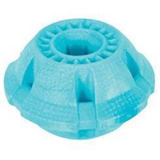 Hračka pes BALL MOOS TPR POP 9,5cm modrá Zolux