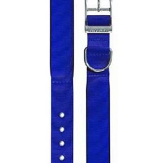Obojek nylon DAYTONA C 45cmx25mm modrý FP 1ks