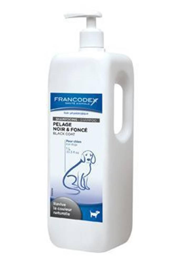 Francodex Francodex Šampon černá srst pes 1L