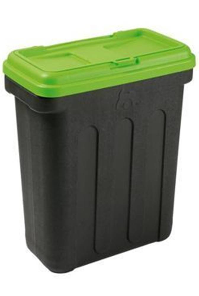 Ostatní MAELSON Box na granule čierna / zelená 7,5kg