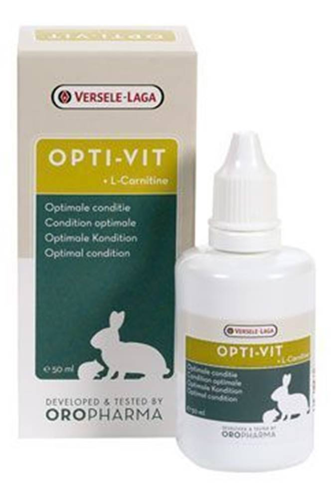 VERSELE-LAGA VL Oropharma Opti-Vit multivit. pre hlodavce 50ml