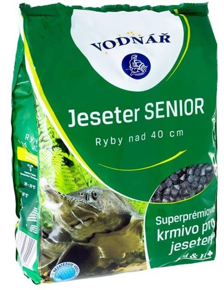 vodnář Krmivo pro ryby JESETER Senior 4kg