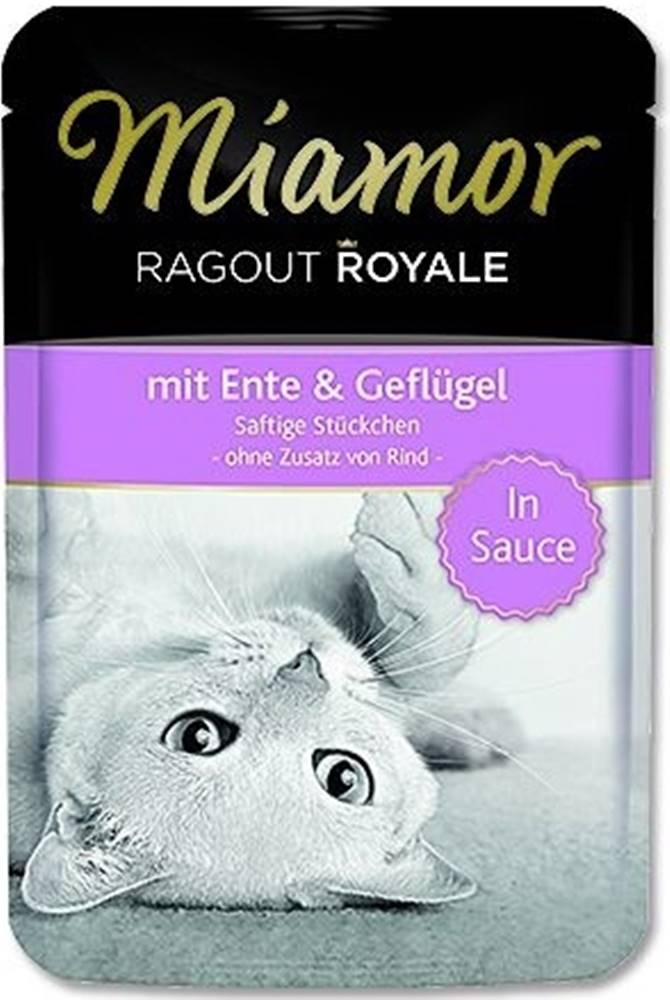 Miamor Miamor Cat Ragout kapsa kachna+drůbež ve šťávě 100g