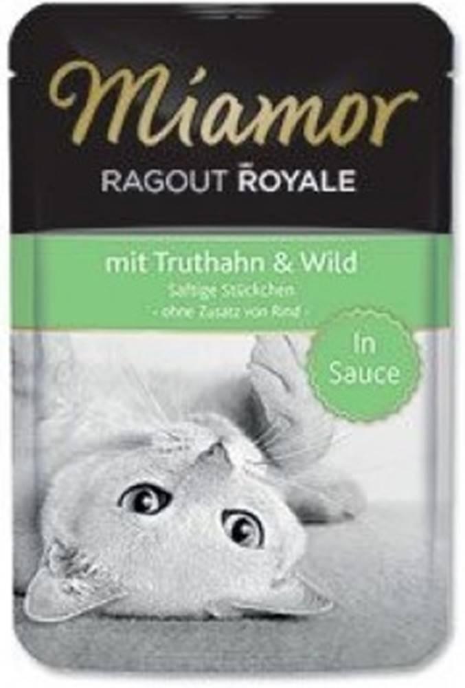 Miamor Miamor Cat Ragout kapsa krocan+zvěř. ve šťávě 100g