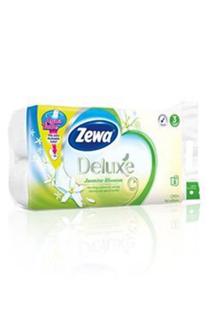 Ostatní Wc toaletní papír ZEWA Deluxe Aqua Tube Jasmine 3V 8ks