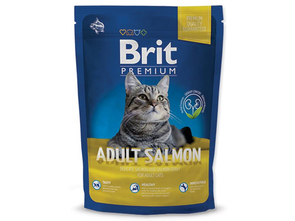 Brit Brit Premium Cat Adult Salmon 800g