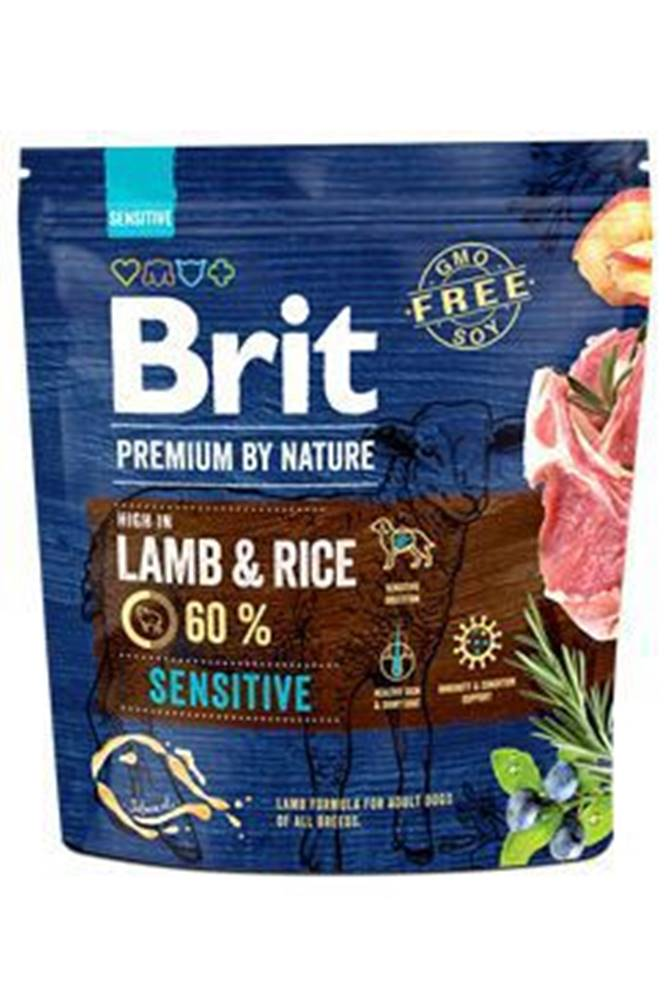 Brit Brit Premium Dog by Nature Sensitive Lamb 1kg