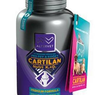 CARTILAN NUTRI K2+D3 Altervet
