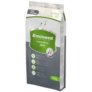 Eminent Dog Lamb Rice 15kg