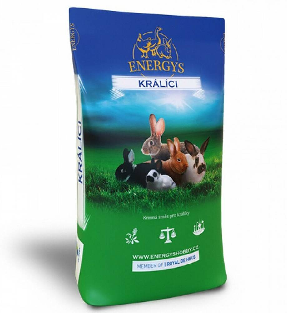 De Heus Krmivo pre králiky KLASIK granulované 25kg
