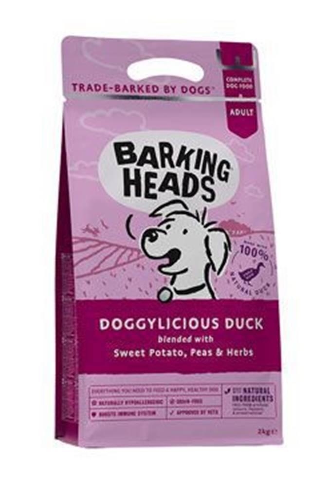 Barking heads BARKING HEADS Doggylicious Duck 2kg