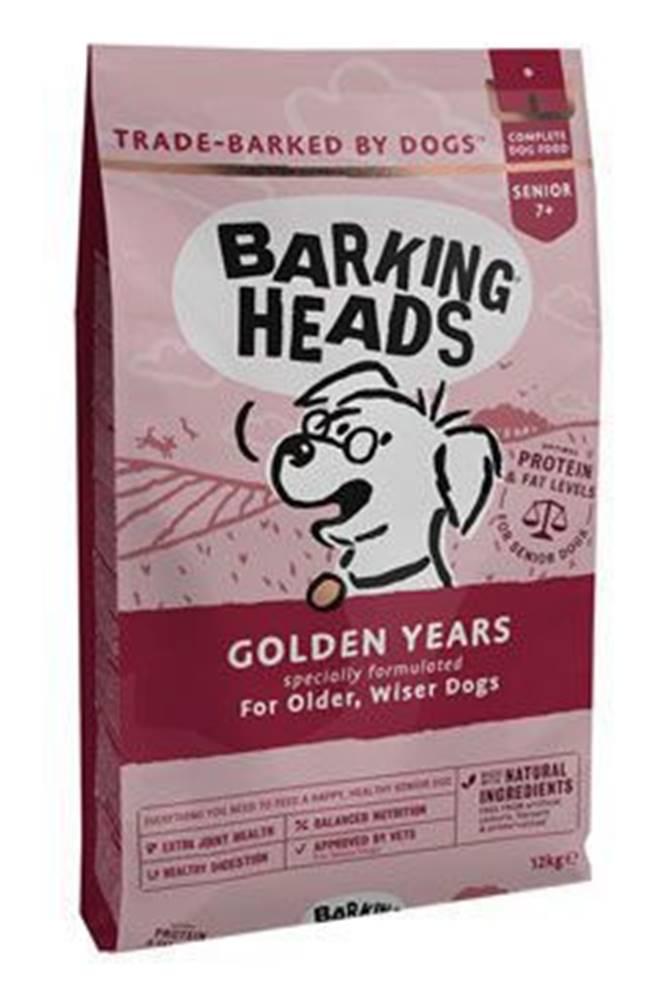 Barking heads BARKING HEADS Golden Years NEW 12kg