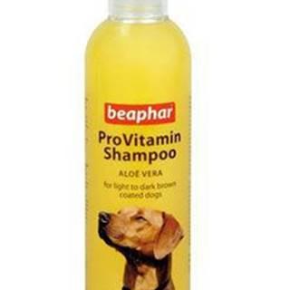 Beaphar Šampon ProVit zlatá a hnědá srst 250ml