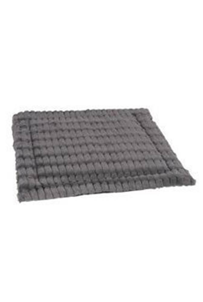 Zolux Pelech koberec KINA antracit 50x50cm Zolux