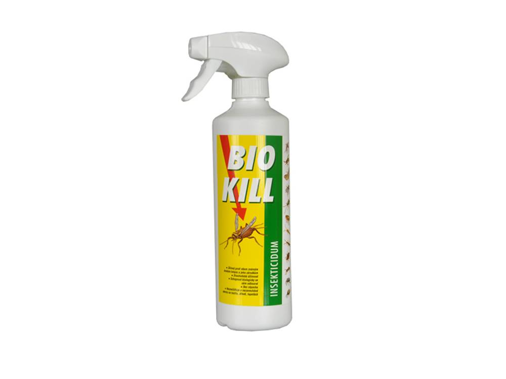 Bioveta Bio Kill spr 450ml (iba na prostredie)