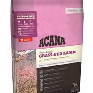 Acana Dog Grass-Fed Lamb  Singles 17kg