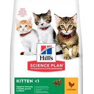 Hill's Fel. Dry Kitten Chicken 7kg